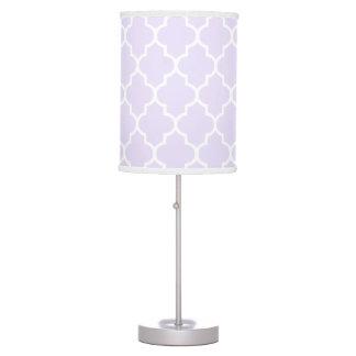 Modelo púrpura de Quatrefoil de la lila