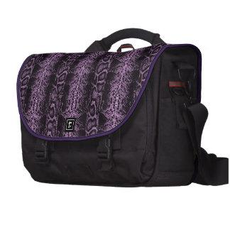 Modelo púrpura de Snakeskin