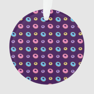 modelo púrpura del buñuelo