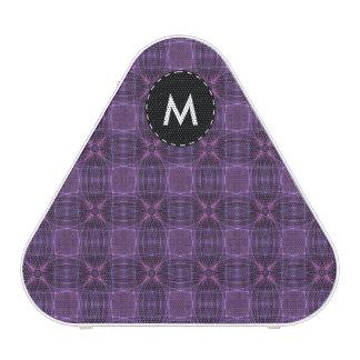 Modelo púrpura del edredón altavoz bluetooth