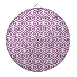 Modelo púrpura del panal