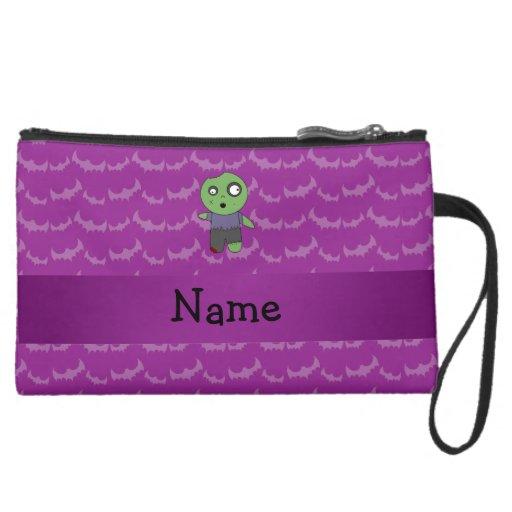Modelo púrpura personalizado de los palos del