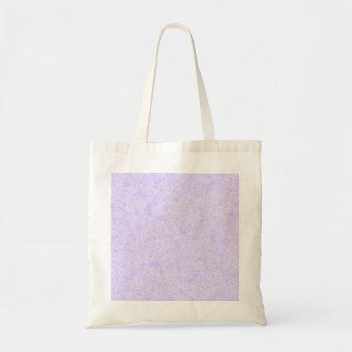 Modelo purpúreo claro del fondo bolsa tela barata