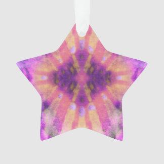 Modelo radial púrpura rosado del punto de los rayo