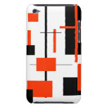 Modelo rectangular 17 iPod touch Case-Mate protector
