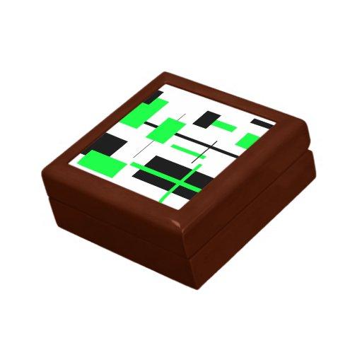 Modelo rectangular 23 joyero cuadrado pequeño