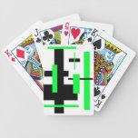Modelo rectangular 53 cartas de juego