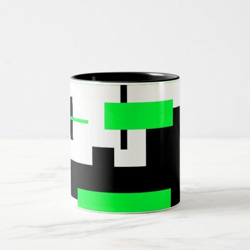 Modelo rectangular 53 tazas de café