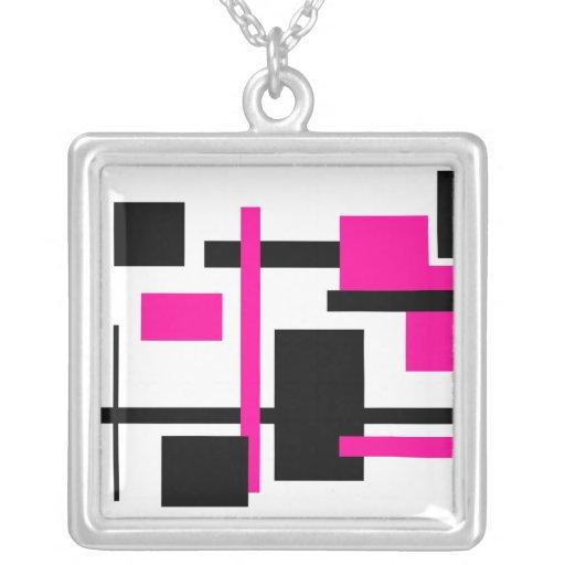 Modelo rectangular 57 colgante cuadrado