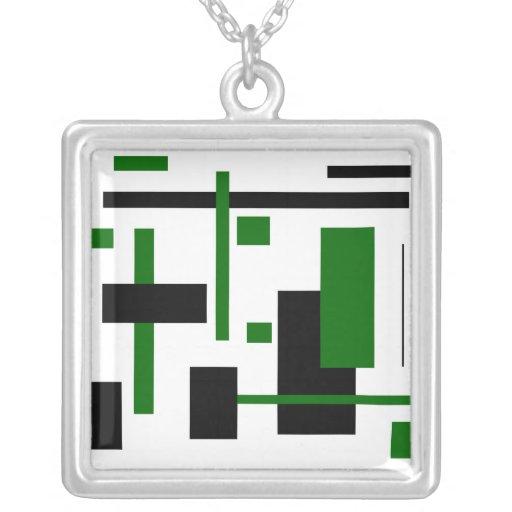 Modelo rectangular 7 collar