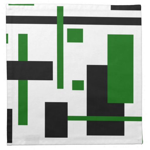 Modelo rectangular 7 servilletas de papel