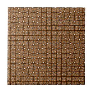 Modelo rectángulos rombos pattern rectangles diamo tejas