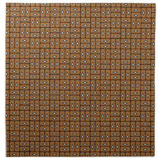 Modelo rectángulos rombos pattern rectangles diamo servilletas