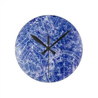 Modelo Reloj Redondo Mediano