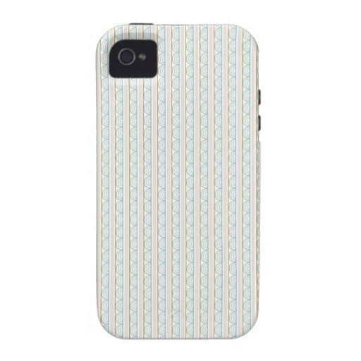 Modelo retro Case-Mate iPhone 4 carcasas