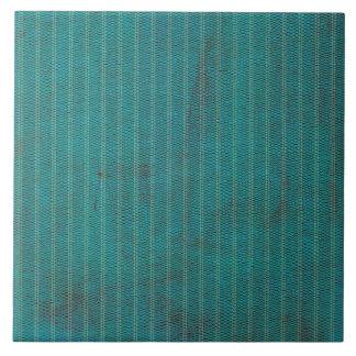 Modelo retro de la textura del papel pintado del v azulejo