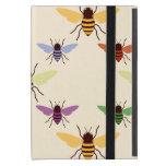 Modelo retro de los abejorros de las abejas del ar