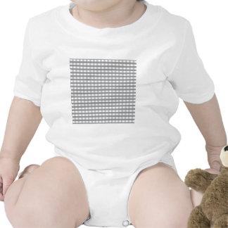 Modelo retro gris del estilo - bodas trajes de bebé