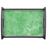 Modelo retro verde de la textura de la salpicadura bandeja