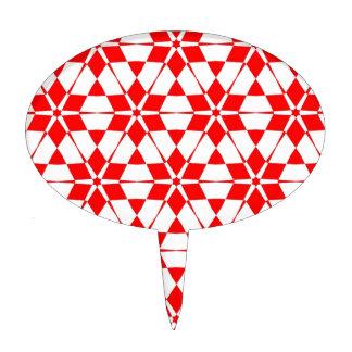Modelo rojo blanco rojo GOA