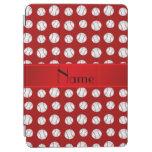 Modelo rojo conocido personalizado de los cover de iPad air
