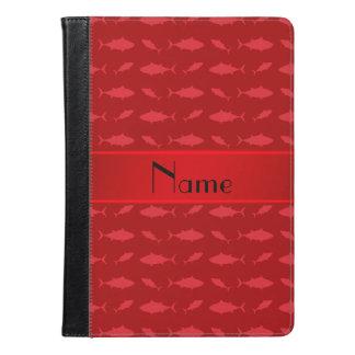 Modelo rojo conocido personalizado del atún de