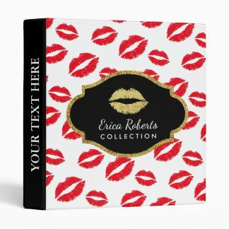 """Modelo rojo moderno de los labios de la colección carpeta 1"""""""