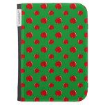 Modelo rojo verde de la manzana