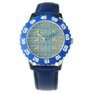 Modelo romano antiguo reloj de mano