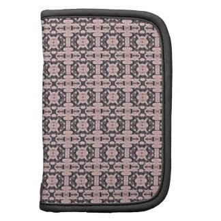 Modelo rosa pattern rose planificador