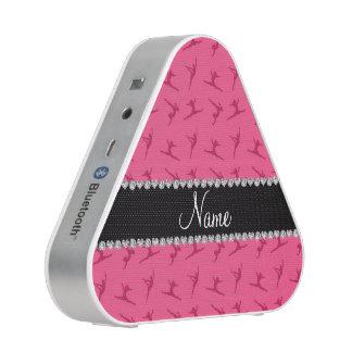 Modelo rosado conocido personalizado de la altavoz