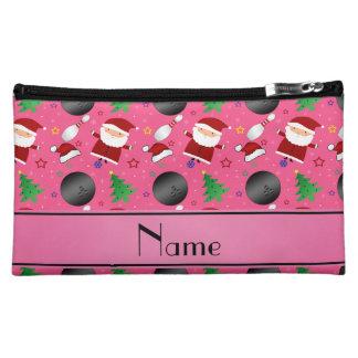 Modelo rosado conocido personalizado del navidad