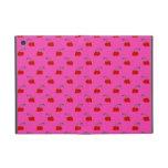 Modelo rosado de la cereza iPad mini cárcasa