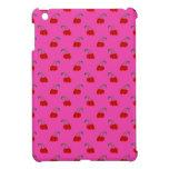 Modelo rosado de la cereza iPad mini coberturas