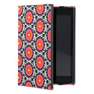 Modelo rosado de Suzani iPad Mini Fundas