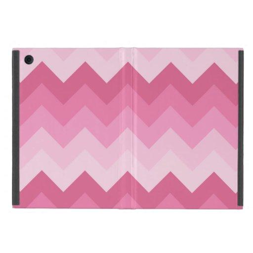 Modelo rosado del galón iPad mini cárcasa