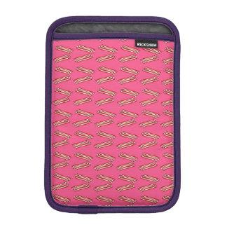 Modelo rosado lindo del tocino fundas iPad mini
