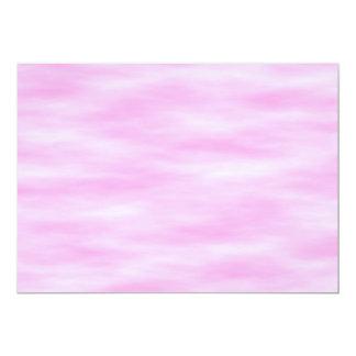 Modelo rosado. Ondas suaves, nubes Comunicados Personales