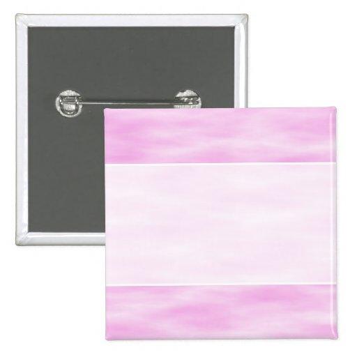 Modelo rosado. Ondas suaves, nubes Pin