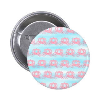 Modelo rosado y azul de princesa Carriages Pin