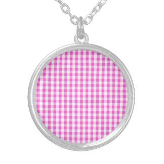Modelo rosado y blanco brillante de la guinga