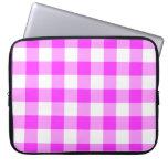 Modelo rosado y blanco de la guinga manga portátil