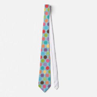 Modelo/selección del Lollipop de la diversión su Corbatas Personalizadas