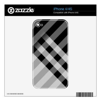 modelo skin para el iPhone 4S