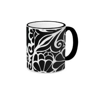 modelo tazas de café