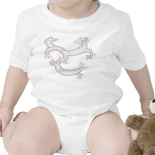 Modelo Traje De Bebé