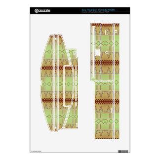 Modelo tribal de las formas consola PS3 calcomanías
