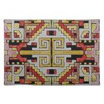 Modelo tribal/étnico de Geomethric Mantel