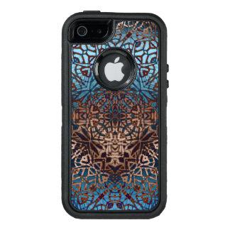modelo tribal étnico del caso del iPhone 5/5s/SE Funda Otterbox Para iPhone 5/5s/SE