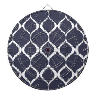 Modelo tribal geométrico de la impresión de Ikat